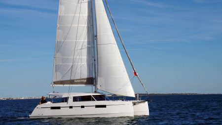 Catamarano Nautitech 46 Open